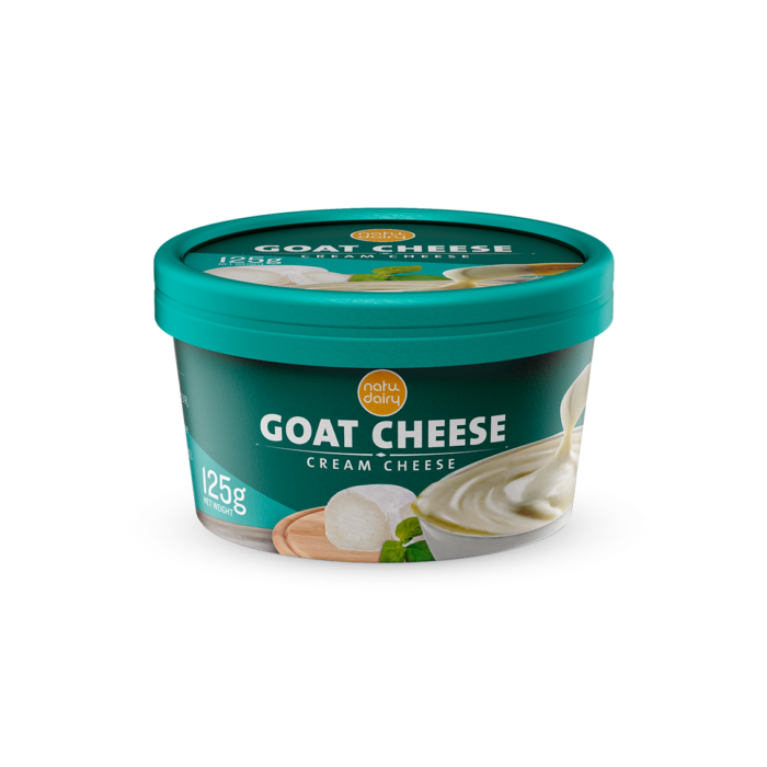 GOAT CHEESE, 125g